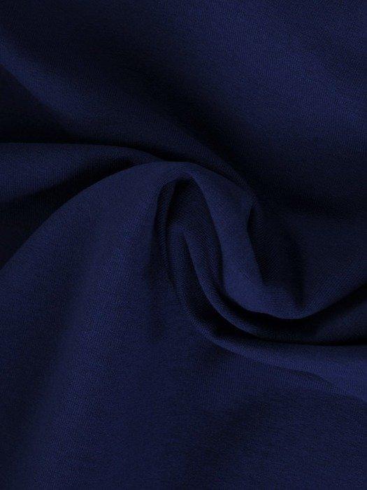 Bawełniana sukienka z dzianiny, kreacja w wyszczuplającym fasonie 24375