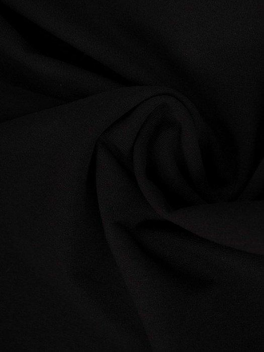Bawełniana sukienka z dzianiny, kreacja w wyszczuplającym fasonie 24376