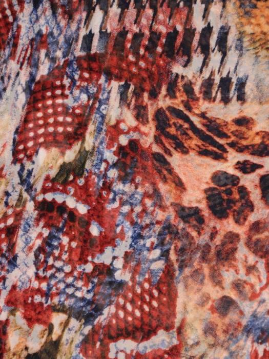 Bluzka damska w oryginalnym wzorze 28421