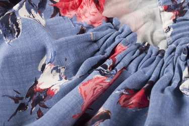 Bluzka w kwiaty Donna III.