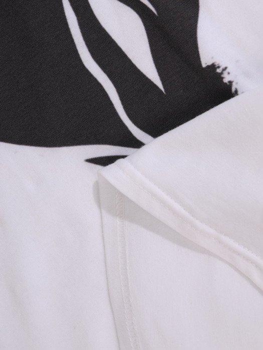 Bluzka z dzianiny Madonna.