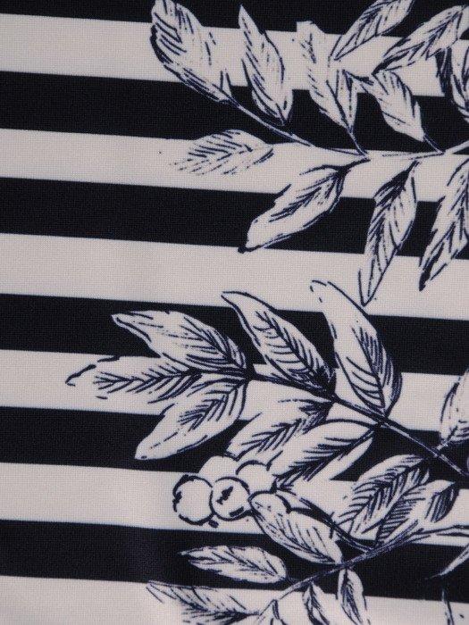 Bluzka z kwiatowym nadrukiem Izabella I.