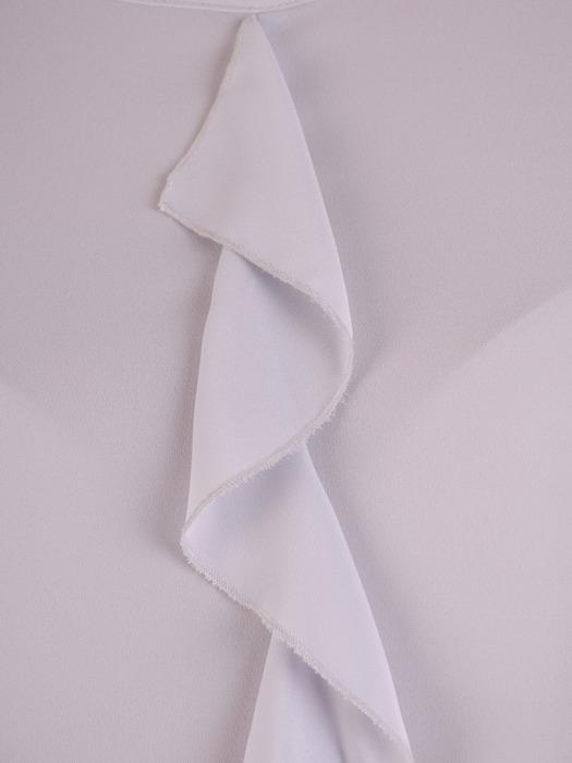 Bluzka z modnym żabotem Karmen II