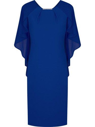 Chabrowa sukienka Silwana I, elegancka kreacja na wesele.