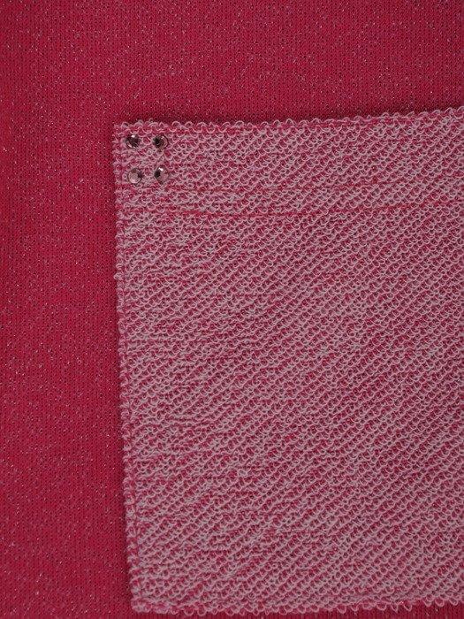 Dzianinowa bluzka z ozdobną kieszenią 18010.