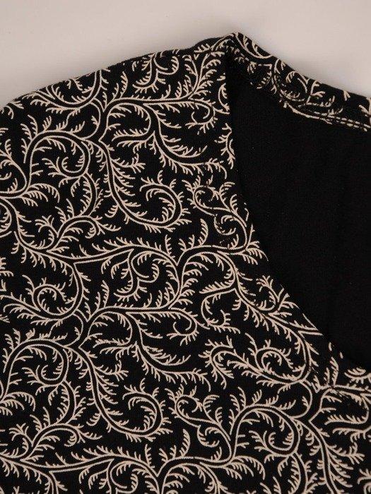Elastyczna bluzka z dzianiny 26254
