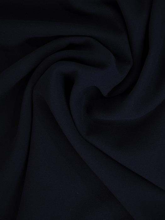 Elegancka sukienka z asymetryczną falbaną przy dekolcie 22113.