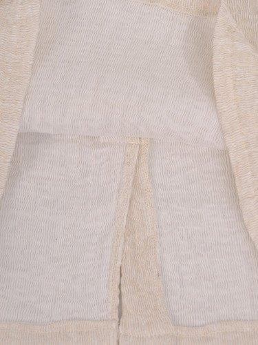 Garsonka damska Zelta, wiosenna spódnica z żakietem.