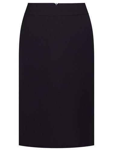 Klasyczna spódnica w kolorze czarnym Helga I.