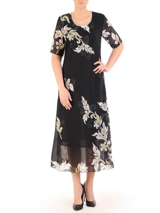 Kostium damski, elegancka sukienka z żakietem 29886