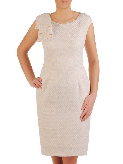 Kostium damski, elegancki komplet na wesele 25756