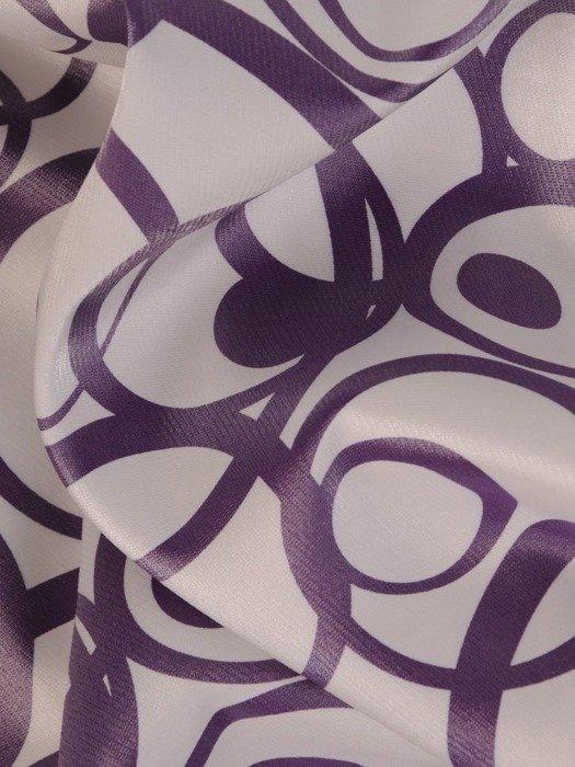 Kostium damski, wzorzysta sukienka z żakietem 26235