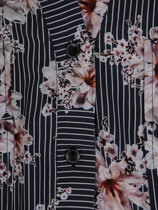 Koszula damska w kwiaty 26586