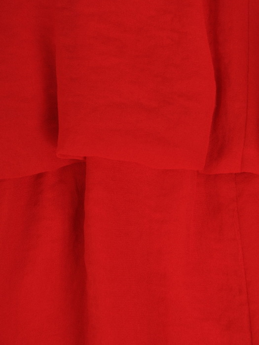 Luźna sukienka z kimonowymi rękawami, zwiewna kreacja w modnym kolorze 21469
