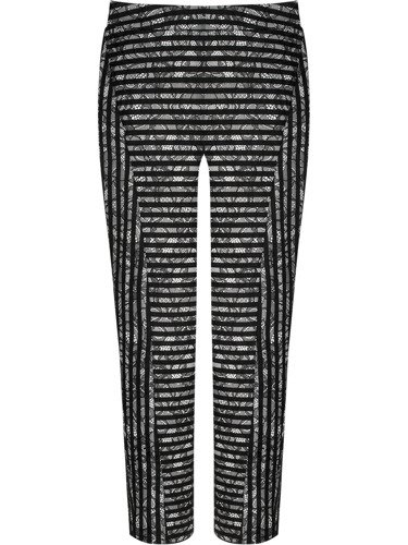 Modne spodnie w paski Eliza.