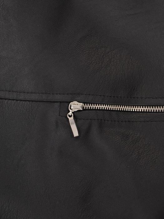 Ołówkowa spódnica ze skóry Aniela III.