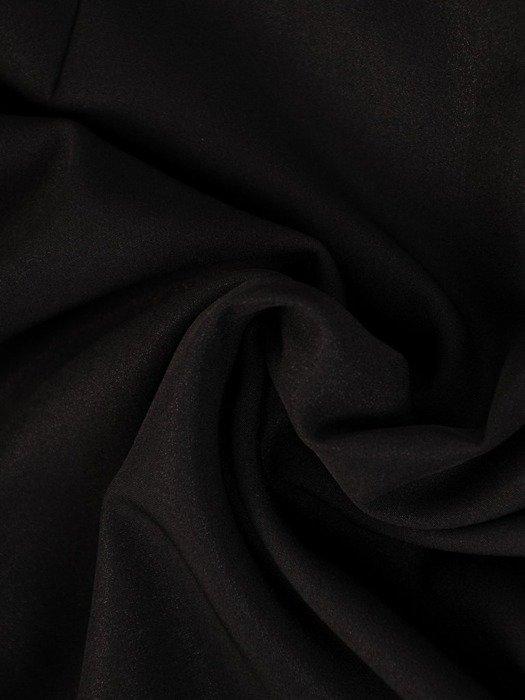 Prosta sukienka na jesień, kreacja z ozdobnym połyskiem 22626