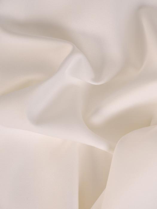 Rozkloszowana sukienka z tkaniny i koronki, kopertowa kreacja 22841