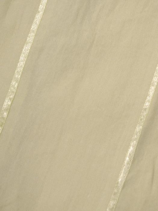 Spódnica midi z połyskującymi wstawkami 21523