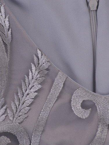 Sukienka damska Arleta VI, elegancka kreacja na wesele.