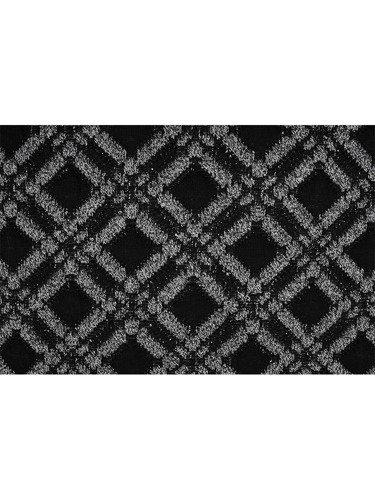 Sukienka damska Feliksa XIII, dzianinowa kreacja w geometrycznym wzorze.
