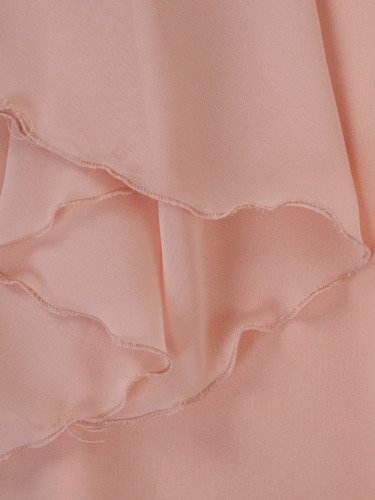 Sukienka damska Fransiska VII, elegancka kreacja w fasonie maskującym brzuch.