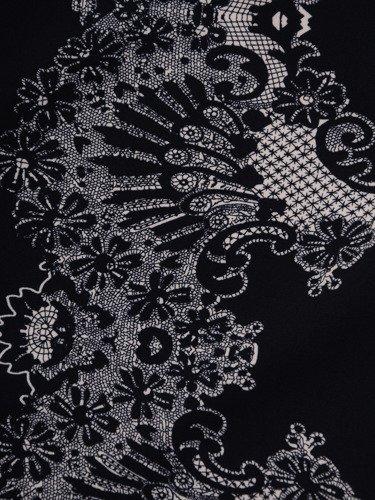 Sukienka damska Rachela X, wiosenna kreacja z tkaniny.