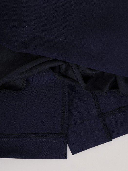 Sukienka kopertowa, wyszczuplająca kreacja z tkaniny 19909.