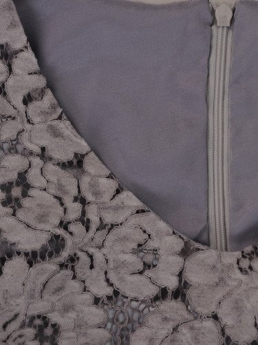 Sukienka na wesele Armida IV, elegancka kreacja z koronki.