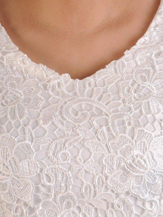 Sukienka na wesele, elegancka kreacja wyjściowa 25555