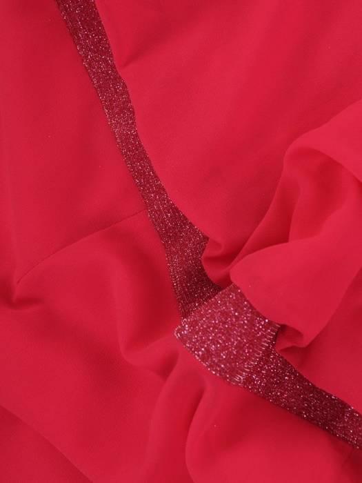 Sukienka na wesele, elegancka kreacja z szyfonu 26438