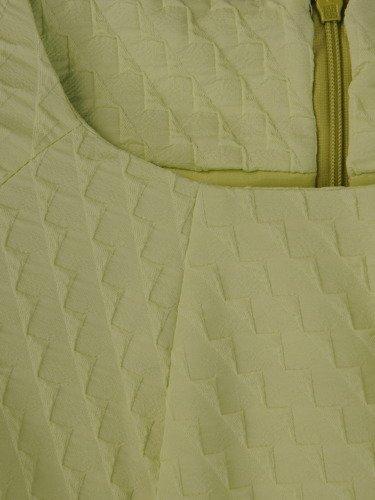 Sukienka tuba Mirona LXXII, wyszczuplająca kreacja maskująca brzuch.