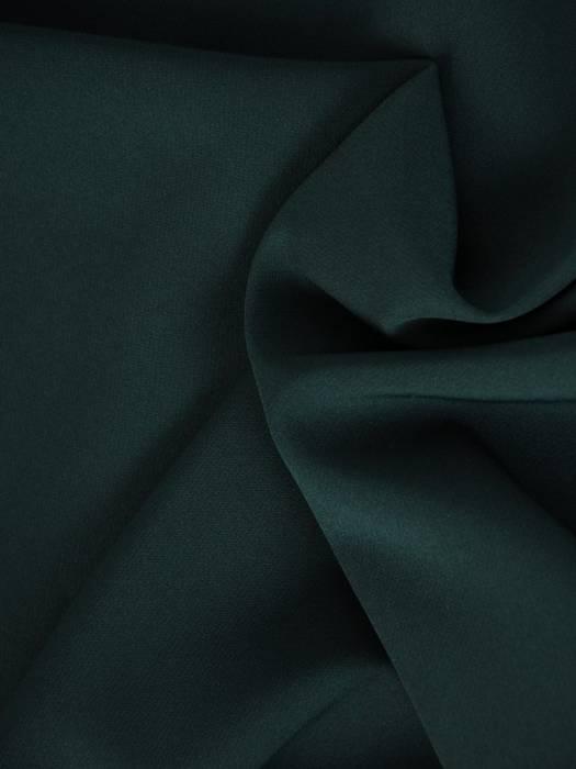 Sukienka wyjściowa, zielona kreacja z ozdobnymi falbanami 26917