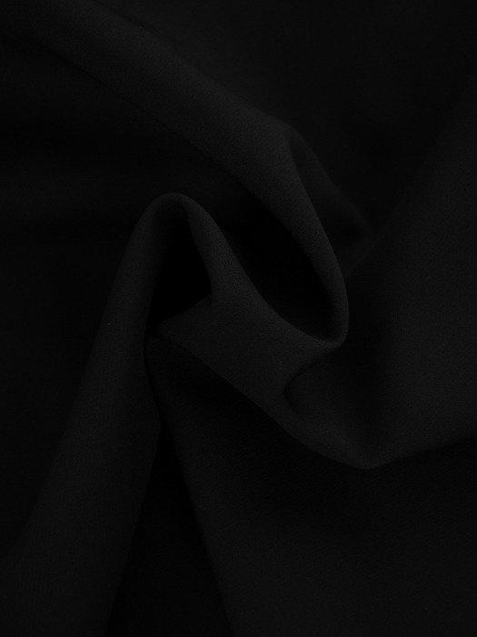Sukienka wyszczuplająca 2w1 16884, prosta kreacja z luźną narzutką.