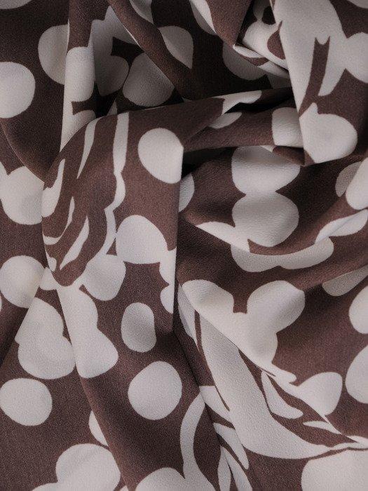 Sukienka z suwakiem na dekolcie, wiosenna kreacja w modnej kolorystyce 19886.