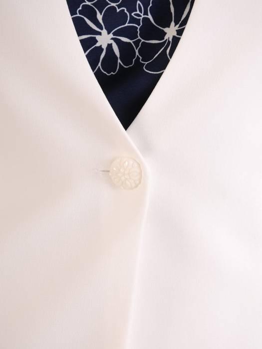 Trzyczęściowy komplet damski, elegancki zestaw na wesele 26966