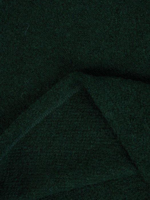 Wełniany sweter z oryginalnymi rękawami 18701