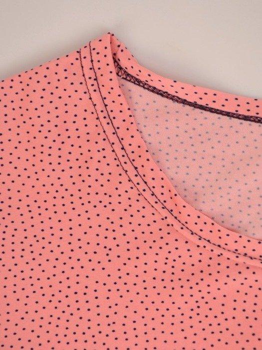 Wyszczuplająca bluzka z dzianiny 26189