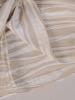 Dzianinowa sukienka w wytłaczany wzór, wiosenna kreacja w jasnych kolorach 20184