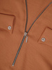 Elegancka bluzka damska z zamkiem na dekolcie 30994