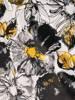 Elegancka sukienka damska, kreacja w kwiaty 29712