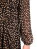 Elegancka, szyfonowa sukienka w oryginalny wzór 29543