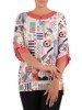 Kolorowa bluzka damska 26537