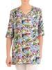 Kolorowa bluzka damska 29826