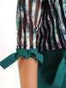Komplet wyszczuplający, modna sukienka z narzutką na jesień 26897