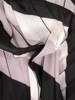Plisowana spódnica ze zwiewnej tkaniny 30072