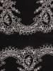 Prosta sukienka czarna z kopertowym dekoltem, kreacja na wesele 29463