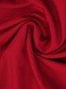 Prosta sukienka z kopertowym dekoltem, kreacja z koronkowym topem 22536
