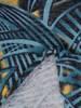 Sukienka codzienna, prosta kreacja w geometrycznym wzorze 27548