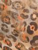 Sukienka koktajlowa, wiosenna kreacja w panterkę 28254